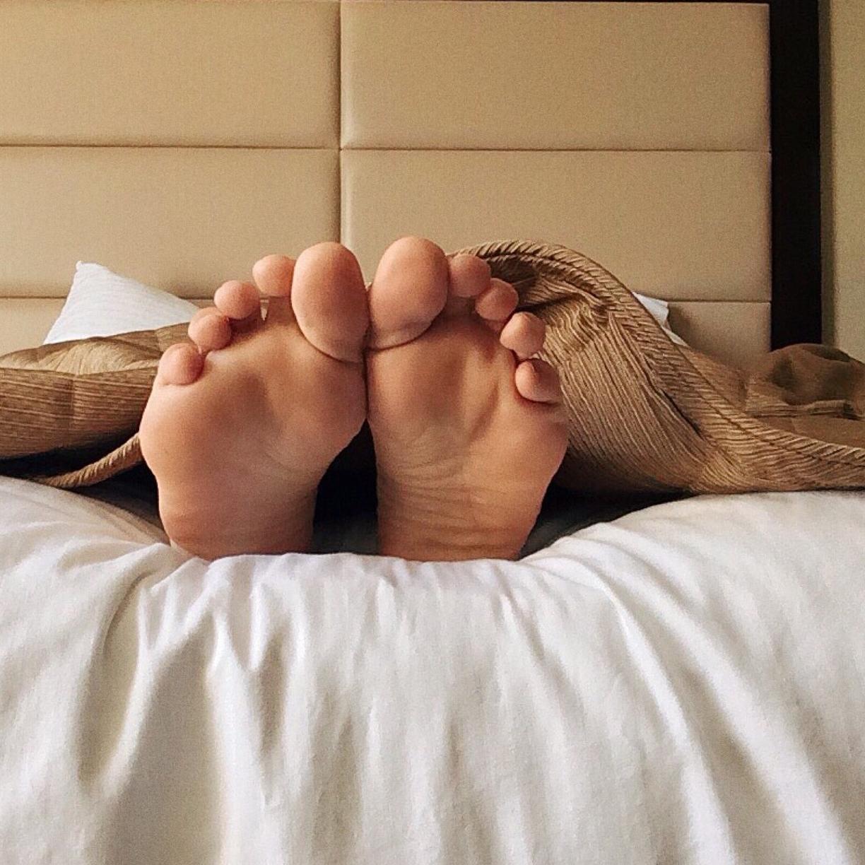Laita varpaat liikkeelle ja anna niiden myös levätä.