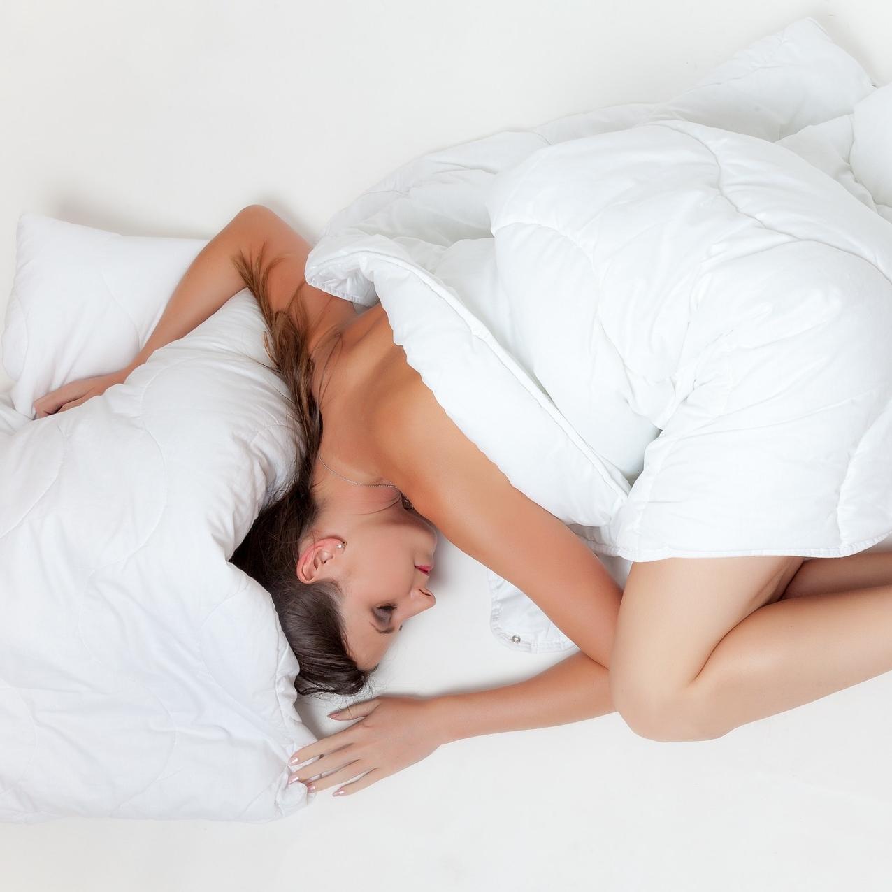 Mikä on hyvä nukkuma-asento